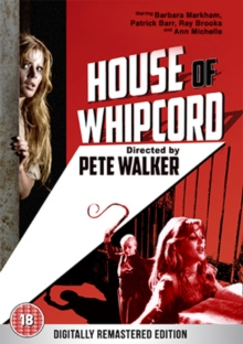 House of Whipcord, DVD  DVD
