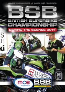 British Superbike: 2014 - Behind the Scenes, DVD  DVD