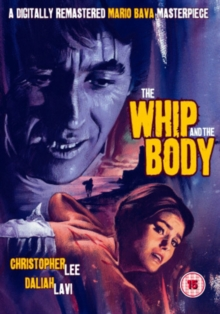 The Whip and the Body, DVD DVD