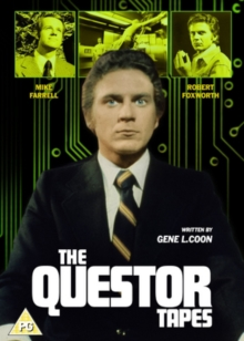 The Questor Tapes, DVD DVD