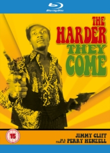 The Harder They Come, Blu-ray BluRay