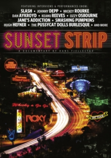 Sunset Strip, DVD  DVD