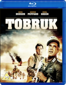 Tobruk, Blu-ray  BluRay
