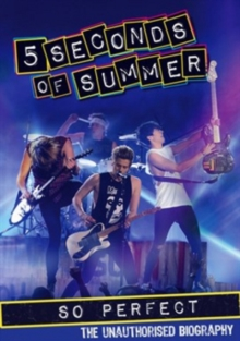 5 Seconds of Summer: So Perfect, DVD  DVD