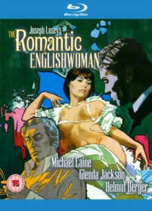 The Romantic Englishwoman, Blu-ray BluRay