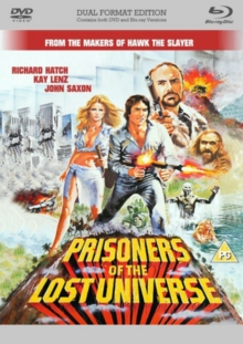 Prisoners of the Lost Universe, DVD  DVD