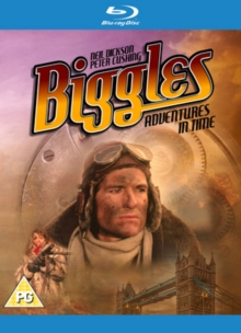 Biggles: Adventures in Time, Blu-ray  BluRay