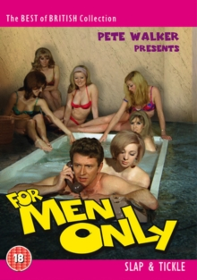 For Men Only, DVD  DVD