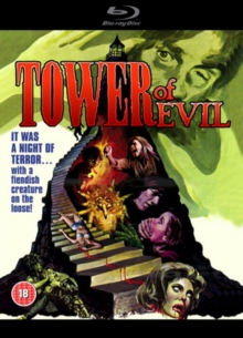 Tower of Evil, Blu-ray  BluRay