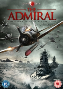 The Admiral, DVD DVD