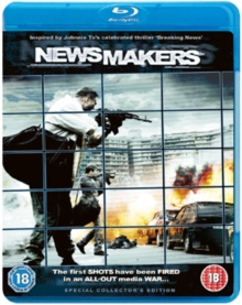 Newsmakers, Blu-ray  BluRay