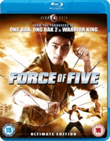 Force of Five, Blu-ray  BluRay