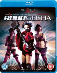 Robo Geisha, Blu-ray  BluRay