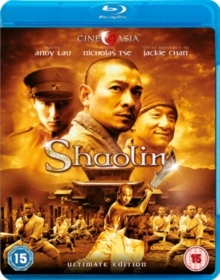 Shaolin, Blu-ray  BluRay