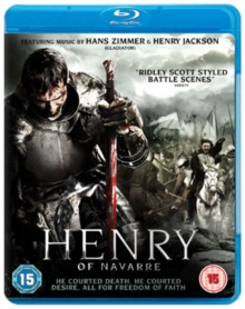 Henry of Navarre, Blu-ray  BluRay