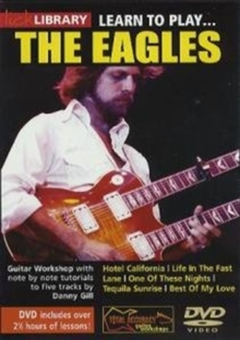 Lick Library: Learn to Play the Eagles, DVD  DVD
