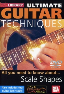 Lick Library: Ultimate Guitar Techniques, DVD  DVD