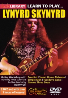 Lick Library: Learn to Play Lynyrd Skynyrd, DVD  DVD