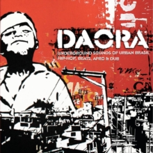 Daora: Underground Sounds of Urban Brasil, CD / Album Cd