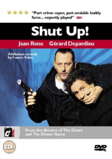 Shut Up!, DVD  DVD