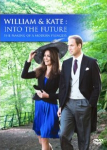 William and Kate: Into the Future, DVD  DVD