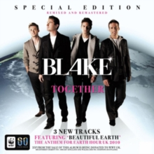 Blake: Together (Special Edition), CD / Remastered Album Cd