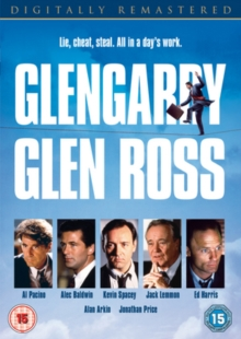 Glengarry Glen Ross, DVD  DVD