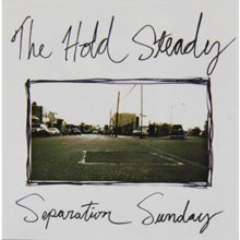 Seperation Sunday, CD / Album Cd