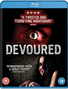 Devoured, Blu-ray  BluRay