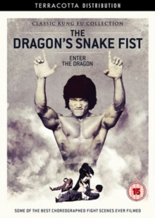 The Dragon's Snake Fist, DVD DVD