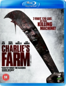 Charlie's Farm, Blu-ray  BluRay