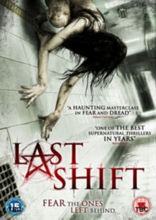 Last Shift, DVD  DVD