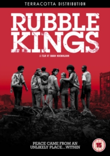 Rubble Kings, DVD DVD
