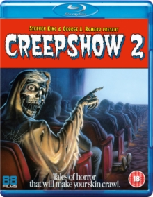 Creepshow 2, Blu-ray BluRay