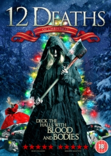 12 Deaths of Christmas, DVD DVD