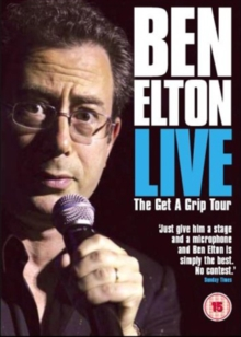 Ben Elton: Live - The Get a Grip Tour, DVD  DVD