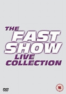 The Fast Show: Live/The Farewell Tour, DVD DVD