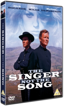 The Singer Not the Song, DVD DVD