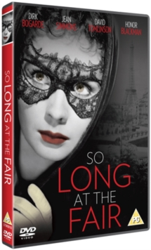 So Long at the Fair, DVD  DVD