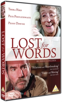 Lost for Words, DVD  DVD