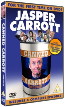 Jasper Carrott: Canned Carrott - Volume 1, DVD  DVD