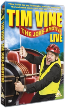 Tim Vine: Jokeamotive, DVD  DVD