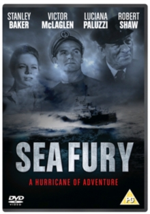 Sea Fury, DVD  DVD