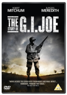 The Story of G.I. Joe, DVD DVD