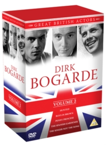 Great British Actors: Dirk Bogarde - Volume II, DVD  DVD