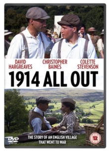 1914 All Out, DVD  DVD