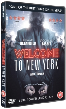 Welcome to New York, DVD  DVD