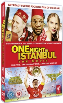 One Night in Istanbul, DVD  DVD