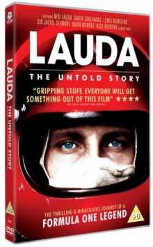Lauda: The Untold Story, DVD  DVD