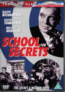 School for Secrets, DVD  DVD